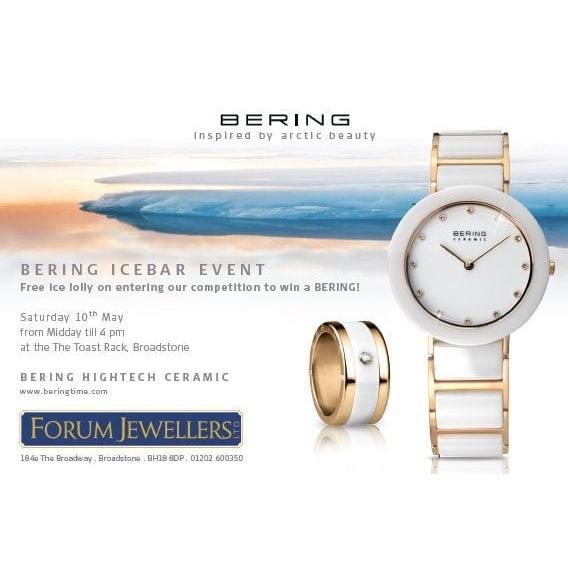 Bering Icebar Event