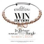 Win An Emozioni Bangle