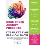 Forum to feature in Fashion Show