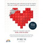Forum Jewellers Valentines Competition