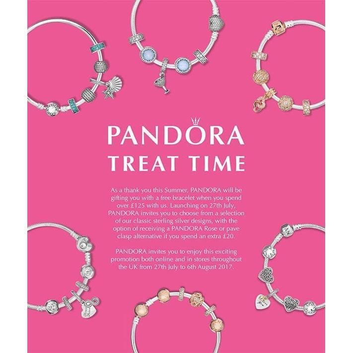 Pandora Treat Time