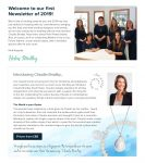Forum Jewellers Spring Newsletter 2019