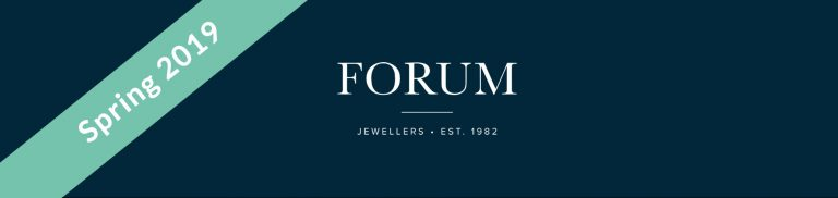 Forum Jewellers Spring Newsletter 2019