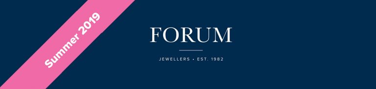 Forum Jewellers Summer Newsletter 2019