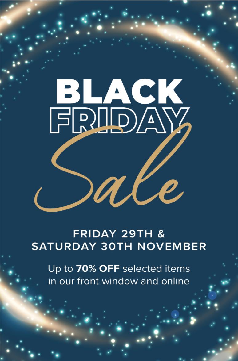Forum Jewellers Black Friday Sale 2019