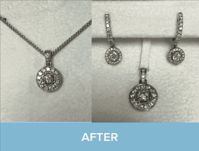 Forum Jewellers repurposing old jewellery