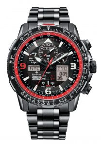Citizen Eco-Drive RED ARROWS SKYHAWK LIMITED EDITION