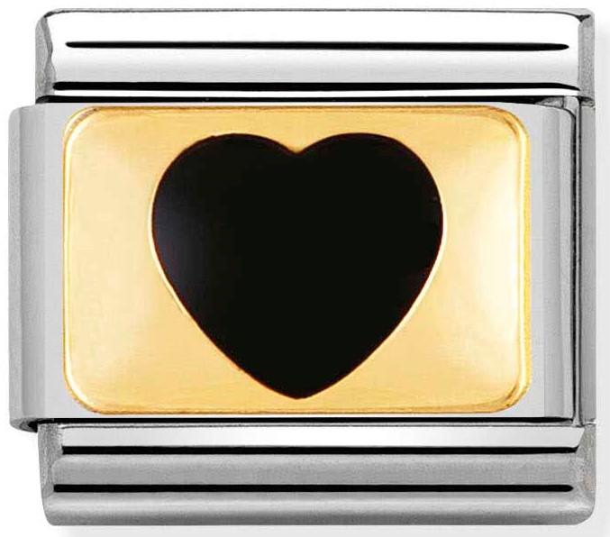 Nomination link black heart