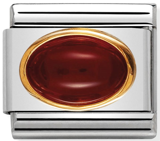 Nomination Link Red Agate