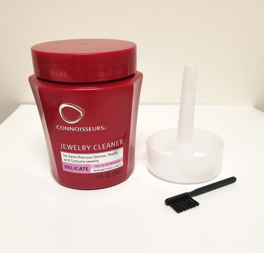 Connoisseurs Delicate Jewellery Cleaner Product