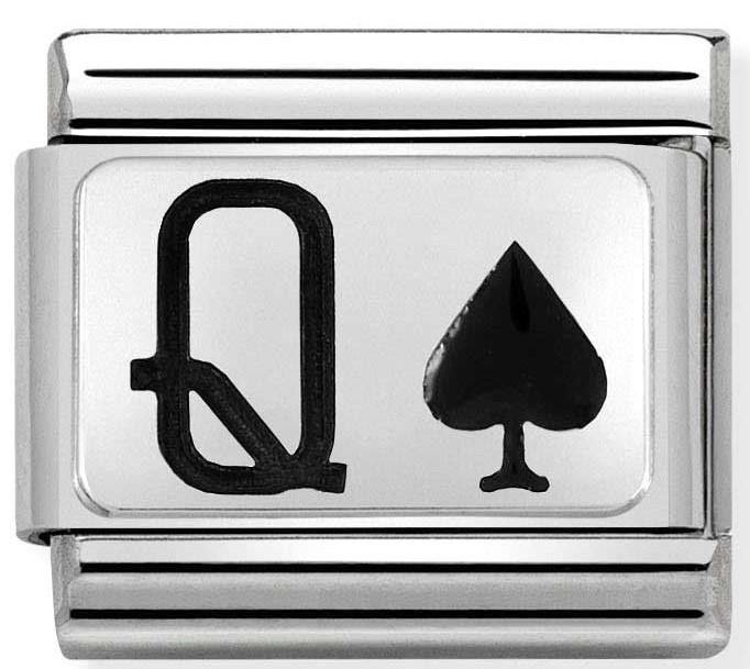 Nomination Link Queen Spades