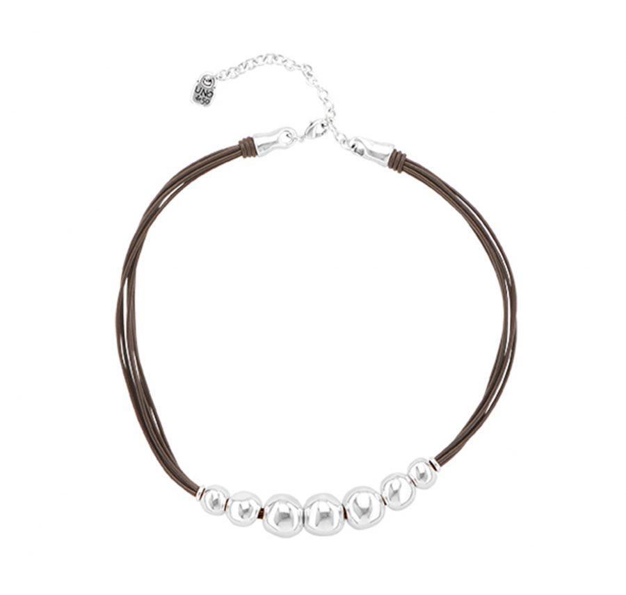 UNOde50 Aligned Necklace