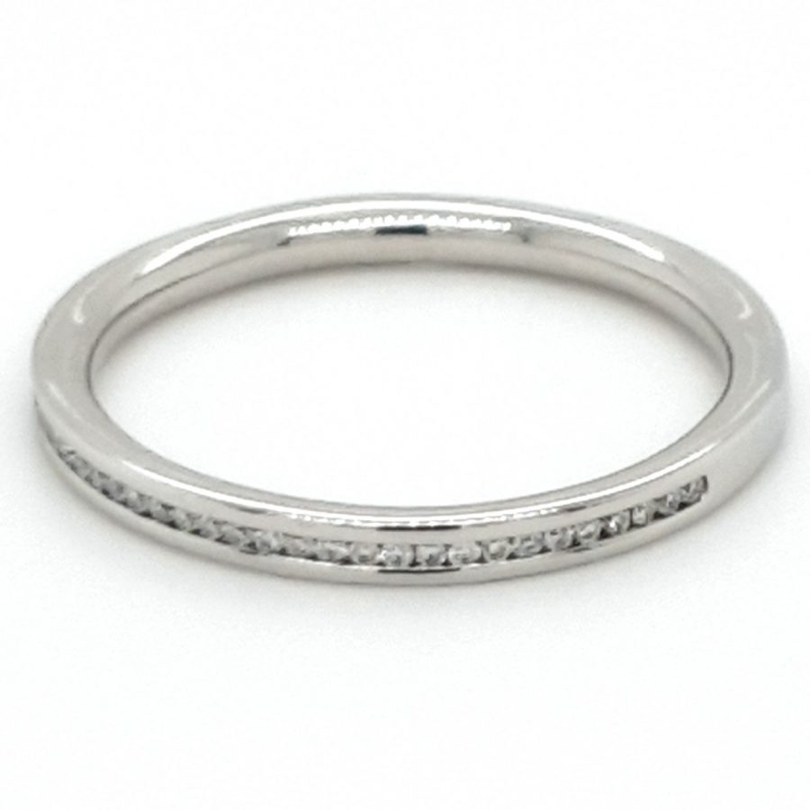 HET8971.PLAT Eternity Ring