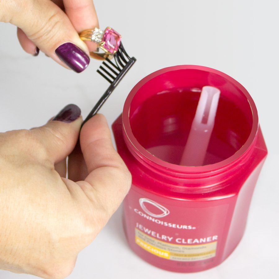 Connoisseurs Precious Jewellery Cleaner Brush
