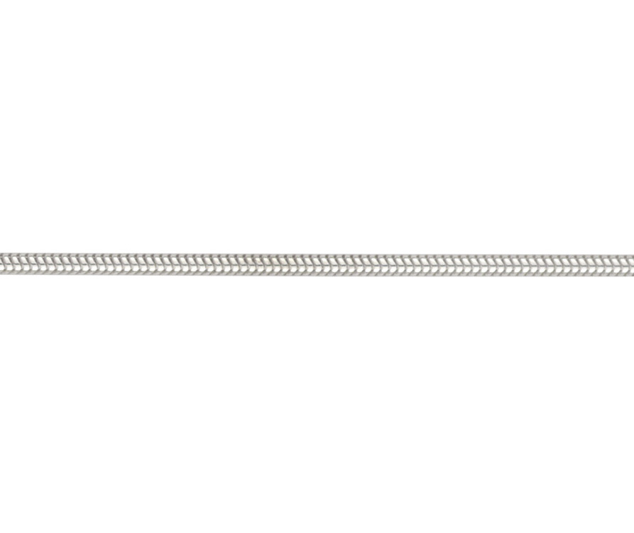 Silver Snake Chain 16 inch