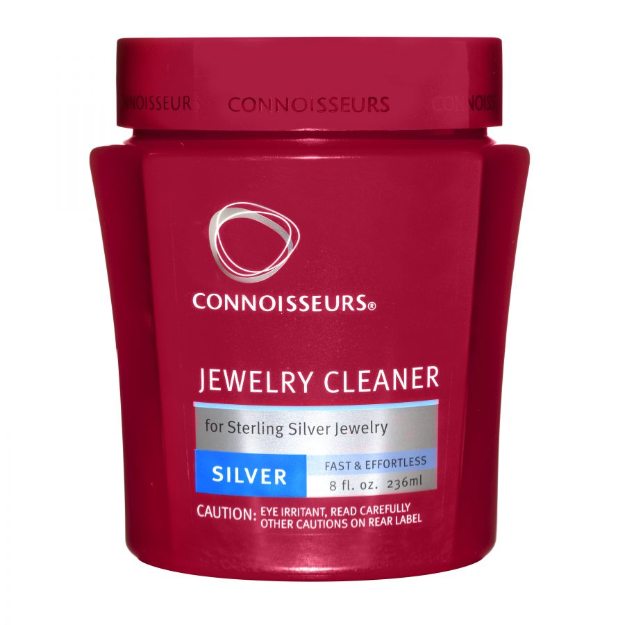 Connoisseurs Silver Jewellery Cleaner Jar