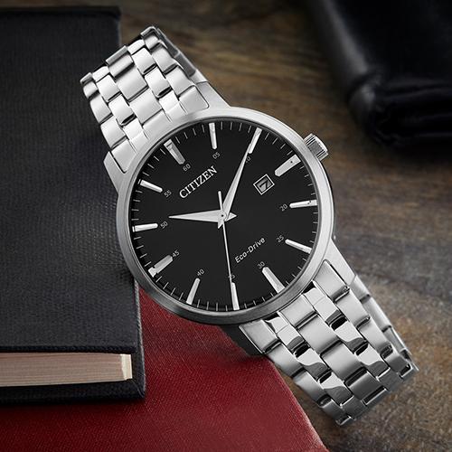 Citizen Gents Bracelet Watch Feature