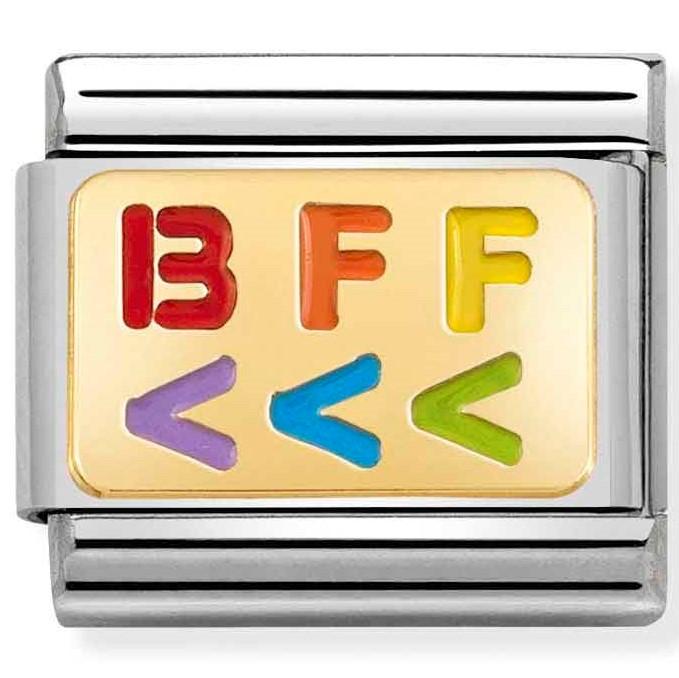 Nomination Link BFF Left Arrows