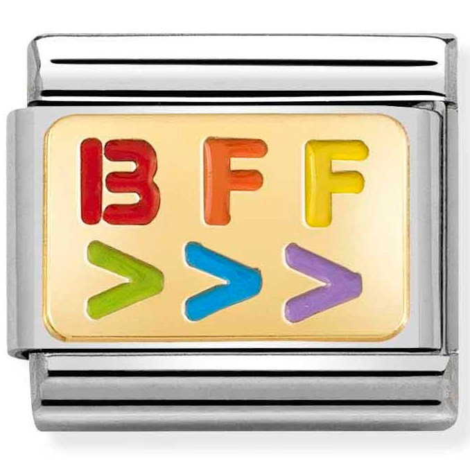 Nomination Link BFF Right Arrows