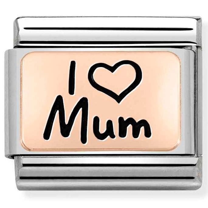 Nomination Link I Love Mum Rose