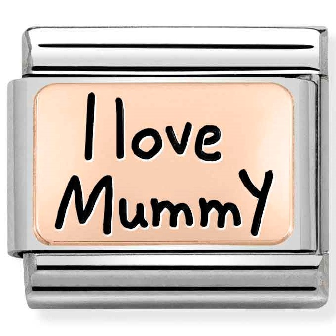 Nomination Link I Love Mummy Rose