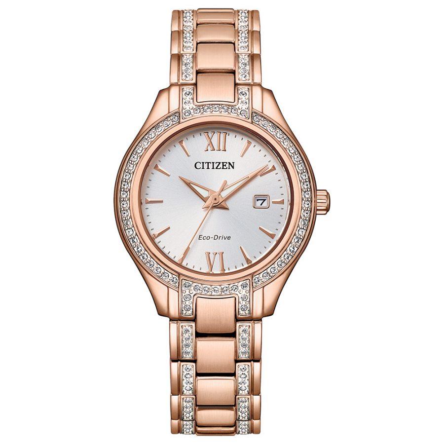 Citizen Ladies Bracelet Watch Rose