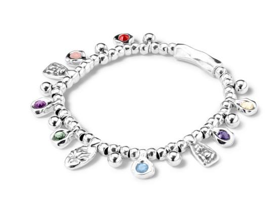 UNOde50 Chakras Bracelet