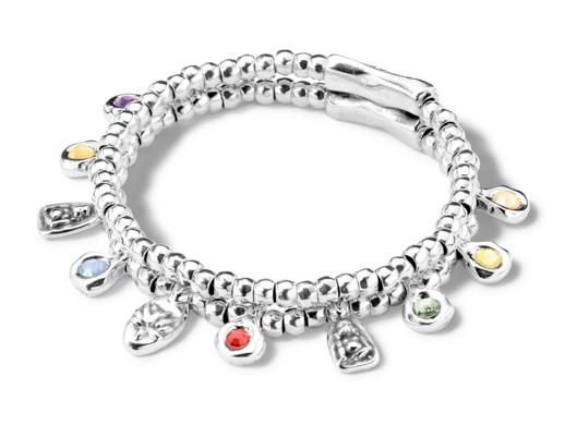 UNOde50 Full Chakra Bracelet